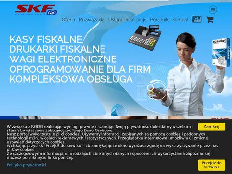 SKF – drukarki i kasy fiskalne Kraków