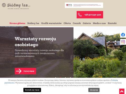 Siodmylas.pl wczasy z dietą dąbrowskiej