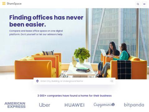 Sharespace.pl rezerwuj biuro online