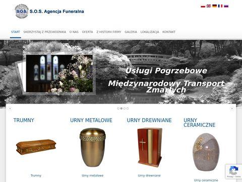 Sosagencjafuneralna.pl - usługi pogrzebowe