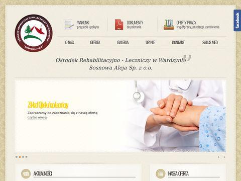 Sosnowaaleja.com.pl Dom Opieki Łódź