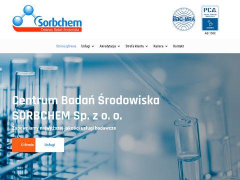 Centrum Badań Środowiska Sorbchem s.c.
