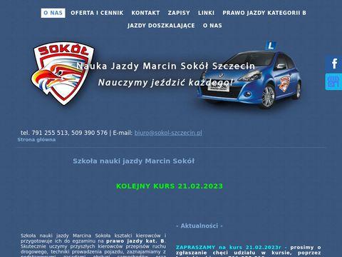 Sokol-szczecin.pl jazdy doszkalające