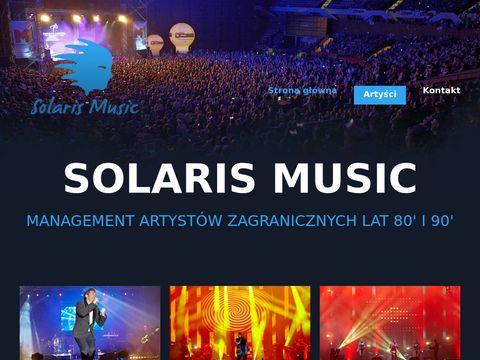 Solarismusic.pl - organizacja imprez
