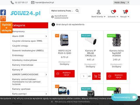 Solve24.pl sklep internetowy z elektroniką