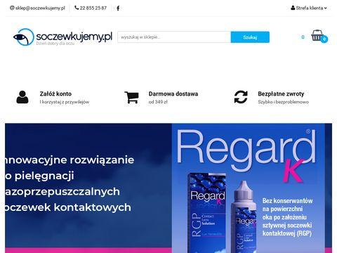 Soczewkujemy.pl krople do oczu