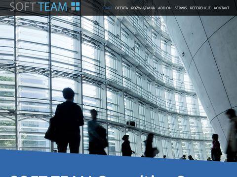Soft Team SAP Business One, system zintegrowany