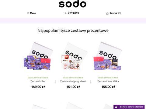 Sodo.pl - sklep internetowy z art. dekoracyjnymi