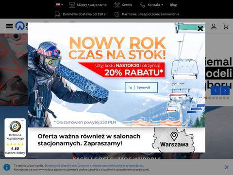 Rewelacyjna wyprzedaż nart Blizzard na Snowshop.pl