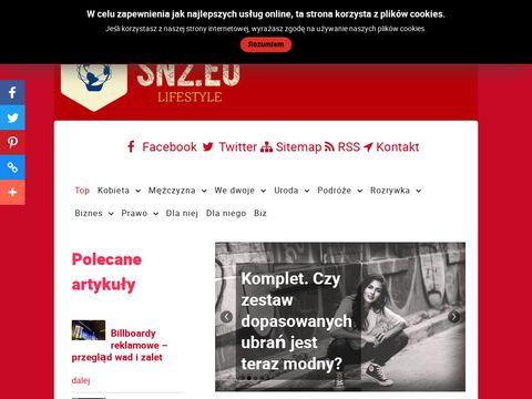 Portal dla kobiet Sn2.eu