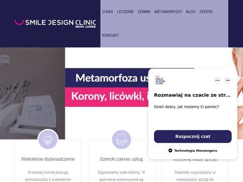 Smiledesignclinic.pl - dentysta