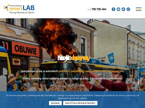 Smartlab.edu.pl