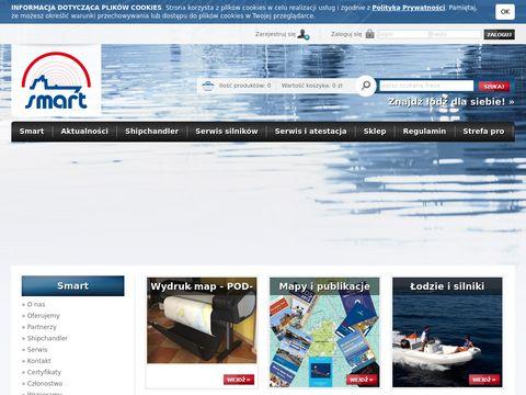 Smart.gda.pl - sklep żeglarski