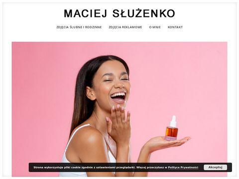 Sluzenko.com Fotograf ślubny