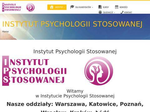 IPS instytut psychologii Katowice