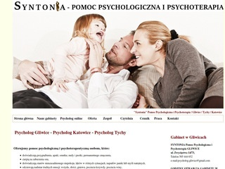 Psycholog.slask.pl online