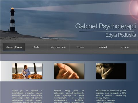 Gabinet Psychoterapii Edyta Podłuska - psycholog Lublin
