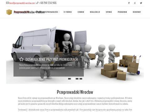 ProMove firma przeprowadzkowa