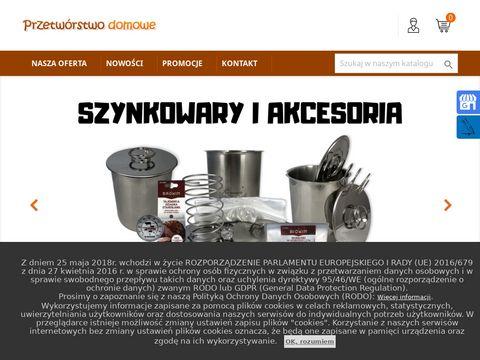 Przetworstwodomowe.pl