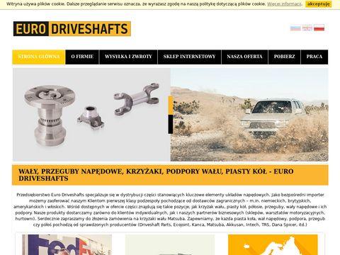 Przeguby.pl Euro Driveshafts