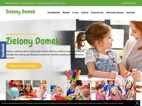 Przedszkole Prywatne Zielony Domek