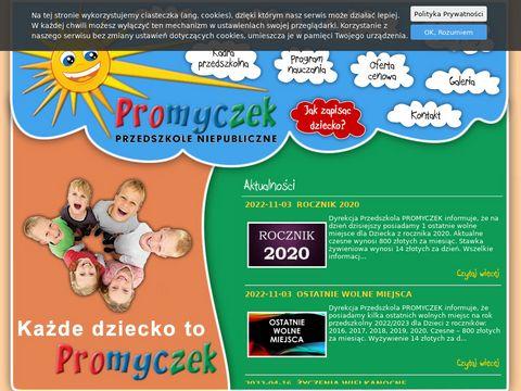 Przedszkolepromyczek.eu niepubliczne Bielsko-Biała