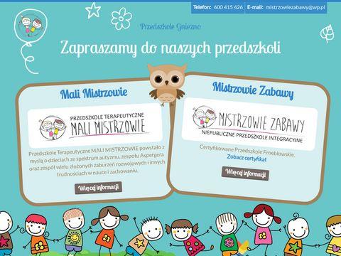 Przedszkolegniezno.pl niepubliczne