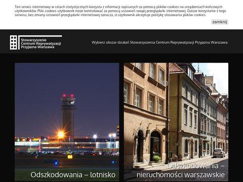 Centrum Reprywatyzacji Przyjazna Warszawa