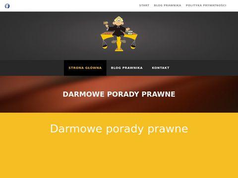 PrzyjaznyPrawnik.pl - darmowe porady prawne