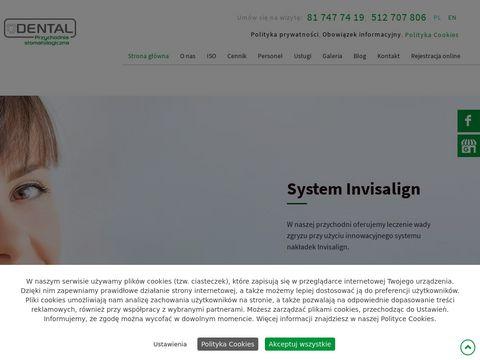 Dental stomatologia estetyczne Lublin