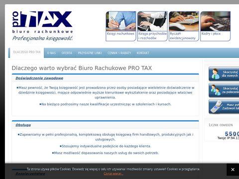 Pro Tax Biuro rachunkowe Kraków