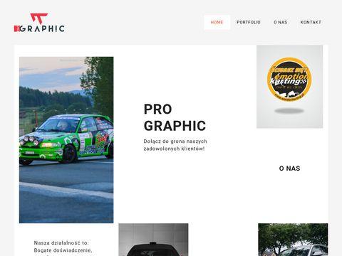 Pro Graphic producent reklam Gliwice