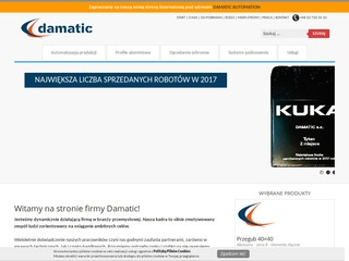 Profile-aluminiowe.com.pl damatic
