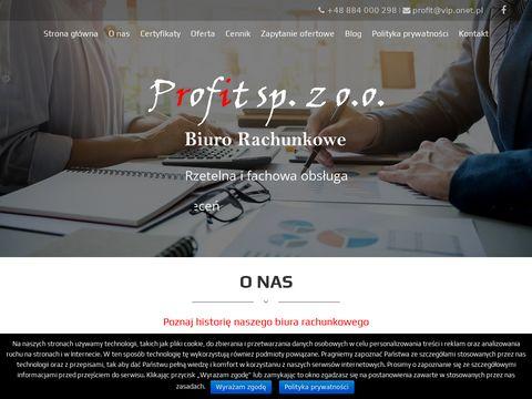 Profit-wieliczka.pl księgi handlowe