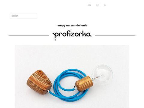 Profizorka.com lampy Tarnobrzeg