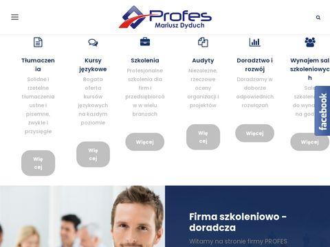 Profes.edu.pl - szkolenia Katowice
