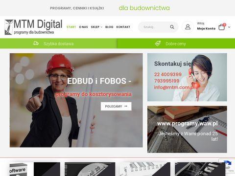 Programy.waw.pl dla firm budowlanych