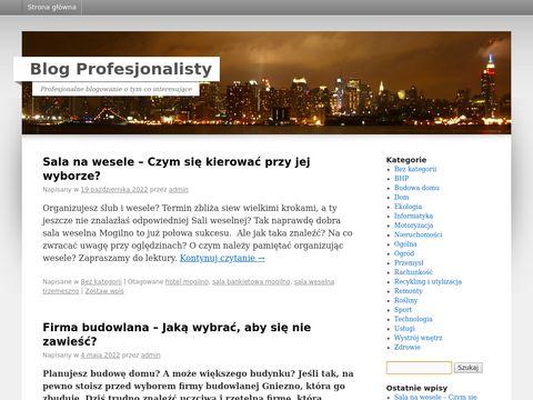 Problog.com.pl firmy i usługi