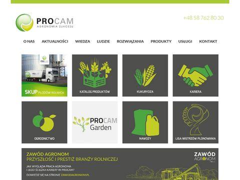 Procam.pl - ochrona roślin