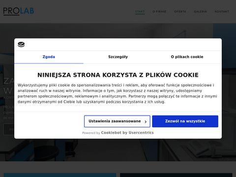 Prolab - meble laboratoryjne