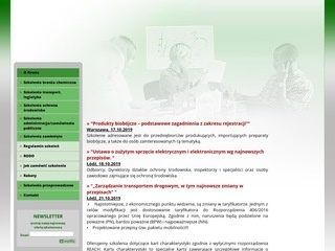 Prolect.pl klasyfikacja CLP szkolenia
