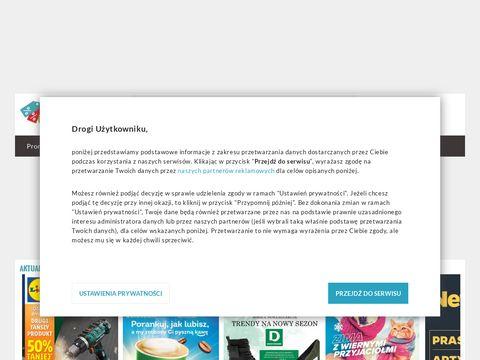 Promoceny.pl gazetki reklamowe