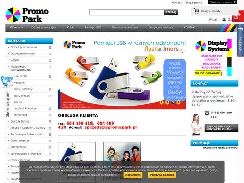 Promo Park odzież reklamowa Warszawa
