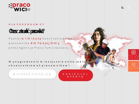 Pracowici.pl leasing pracowników