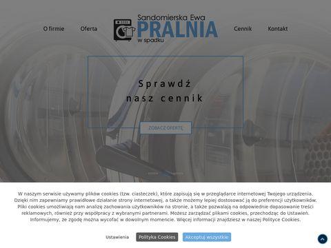 Pralniaewasandomierska.pl