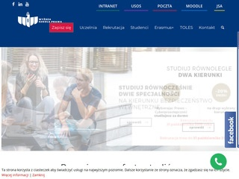 Prawowroclaw.edu.pl szkoła