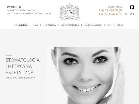 Stomatolog Opole - chirurgia szczękowa - Praxident