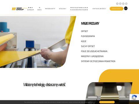 Phoenix Xtra Print - sprzęt do maszyn drukarskich