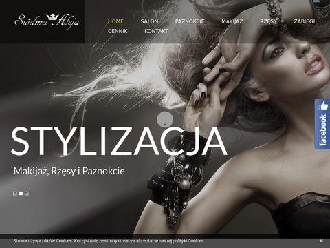 Paznokcie.bizn.pl pedicure hybrydowy Rumia