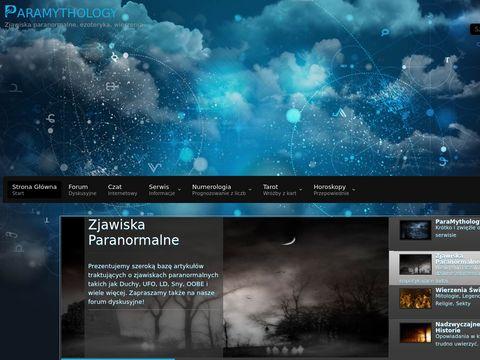 ParaMythology - forum mitów i zjawisk paranormalnych